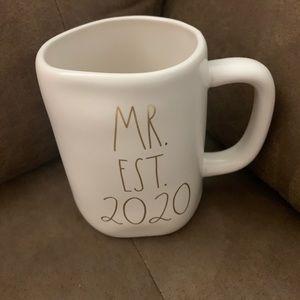 Rae Dunn {Mr. est 2020} Mug